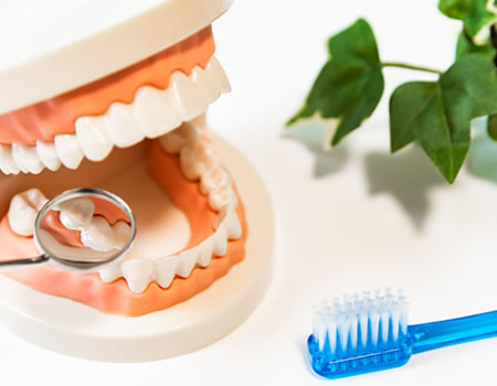 マウスピースで歯周病予防をしましょう!